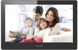 Monitor videointerfon Hikvision Post interior, 10 inch DS-KH8520-WTE1