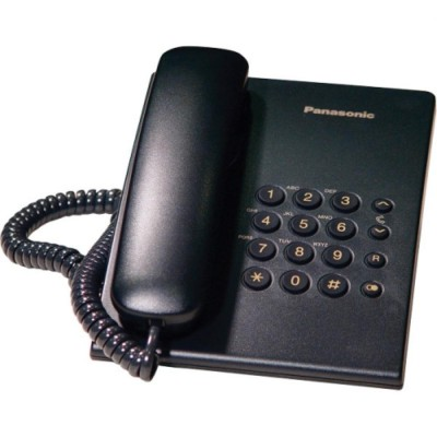Telefon analogic Panasonic model  KX-TS500RMB