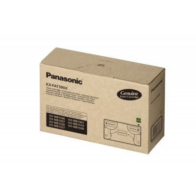 Toner Panasonic model KX-FAT390X