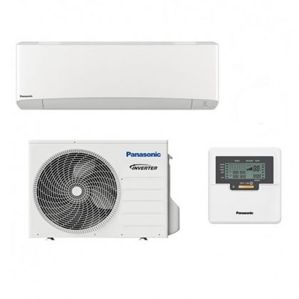 Aparat aer conditionat Panasonic - KIT-UZ60TKE - Inverter, 20000BTU, Clasa A++, R32, alb