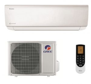Aparat de aer conditionat Gree Eco Inverter Bora A2 White 24000 BTU GWH24AAD-K6DNA2A