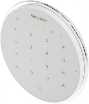 Tastatura wireless cu cititor card, 868 Mhz - HIKVISION DS-PKA-WLM-868-W